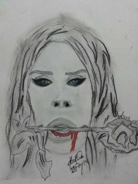 Lana Del Rey par perriejohn